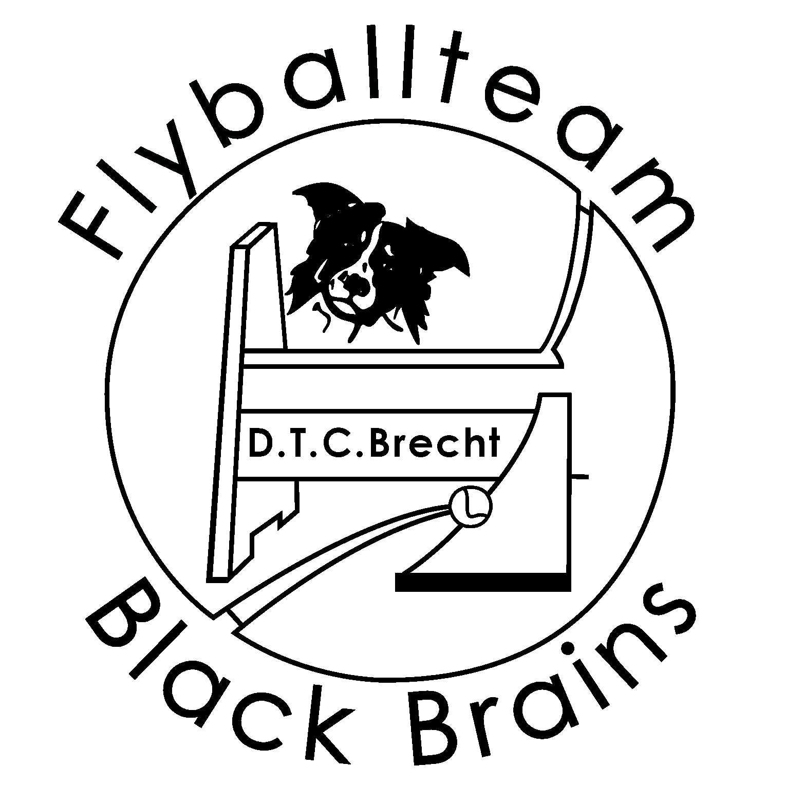 Black Brains Logo